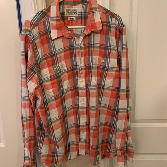 Lucky Brand Other - Lucky brand long sleeve button up shirt